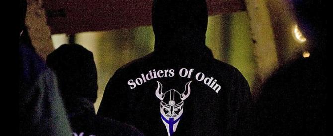 In Norvegia spuntano le ronde anti-migranti dei soldati di Odino (VIDEO)