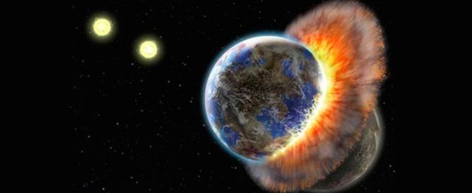 """La Terra è nell'ombra di un """"Disco volante"""": una nube planetaria"""