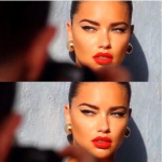 Una campagna pubblicitaria che la vede protagonista.  (Foto Instagram)
