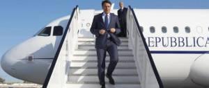 Svelato il prezzo dell'aereo di Renzi: ci costerà 15 milioni di euro l'anno