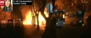 Ankara, autobomba contro i militari fa 23 morti. È la risposta dei curdi?