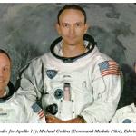"""L'equipaggio dell'Apollo 11 come viene """"celebrato"""" sul sito della Nasa. (Foto Nasa)"""