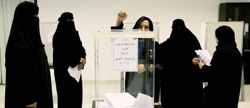 arabia saudita donne elette