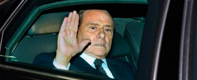 Berlusconi ricoverato al San Raffaele: giorni fa, scompenso cardiaco