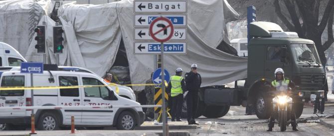 La Turchia martella i curdi e accusa Washington: avete fornito loro le armi