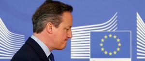 Estremo tentativo Ue di convincere Londra a restare. E Cameron ci casca