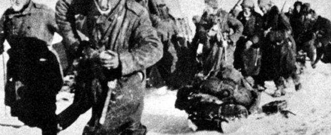 Predappio rende omaggio a un suo militare disperso in Russia