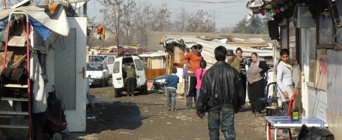 Omicidio al campo nomadi, erano state due rom. Finalmente in galera