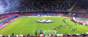 Con il business dei migranti investivano sui biglietti della Champions League