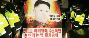 Le due Coree a un passo dalla guerra. E gli Usa gettano benzina sul fuoco