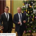 Al secondo posto nella classifica dei politici col maggior numero di follower su Instagram c'è il premier russo, Dimitri Medvedev. (Foto Instagram)