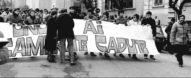 L'assassinio di Paolo Di Nella 33 anni fa a Roma: un crimine ancora impunito