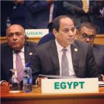 Ultimo, il presidente egiziano Abdelfattah el-Sisi.  (Foto Instagram)