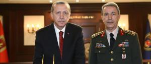 Erdogan cala la maschera: per noi la minoranza curda è come l'Isis