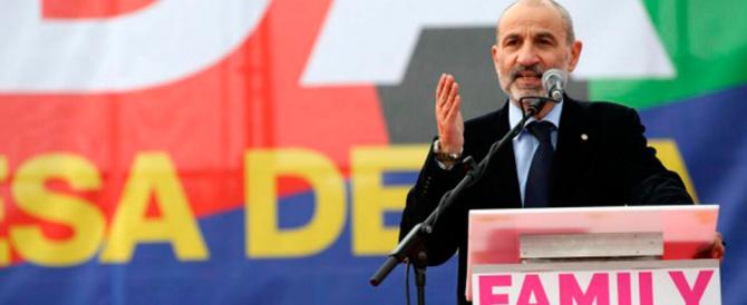 Family day, Gandolfini: restiamo in attesa, pronti a fare sentire la nostra voce