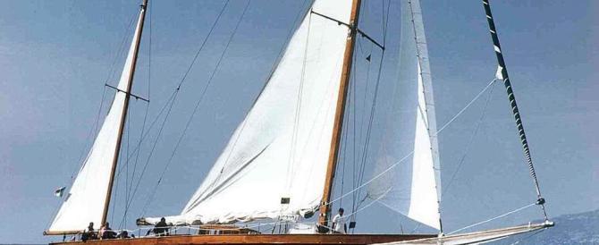 Sigilli alla barca del Duce: era finita a un uomo delle coop rosse