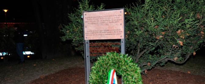 Giorno del Ricordo, a Trento rubata la lapide per le vittime delle foibe