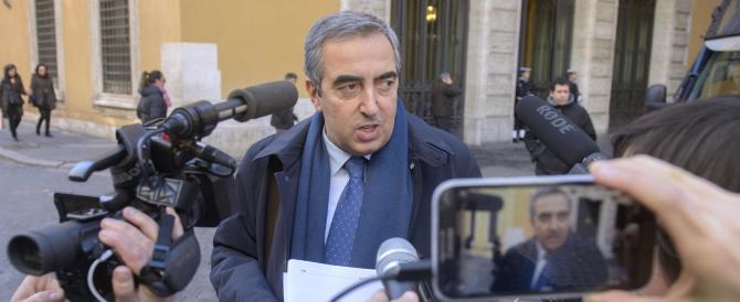 Wikileaks, Gasparri: «Berlusconi fu costretto a dimettersi, fuori la verità»