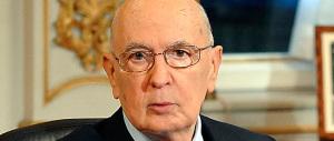 Napolitano: «Ho sempre pagato di persona le spese delle vacanze»