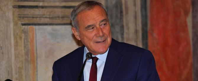 Grasso rinuncia alla candidatura in Sicilia. Orlando, commosso, ringrazia