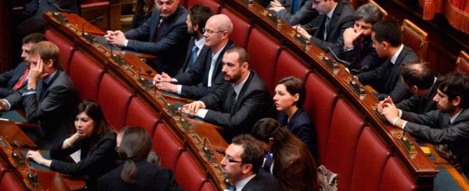 """In Parlamento spunta la """"casta"""" dei grillini: «Spese aumentate del 25%»"""
