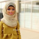 Si chiama Hijarbie, ed è la Barbie col velo. (Foto Instagram)