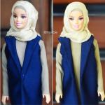 Per ora la bambola è stata commercializzata dalla sua inventrice, attraverso Instafgram e gli altri social network.  (Foto Instagram)