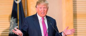 Trump: «Nessuna pietà per i tagliatori di teste dell'Isis. È giusta la tortura»