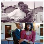 Obama pubblica spesso fotografie della sua famiglia. (Foto Instagram)