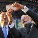 Modi pubblica spesso dei selfie. (Foto Instagram)