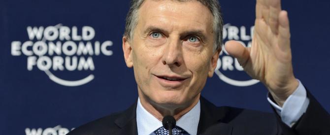 Tango-Bond, l'Argentina risarcirà i 50mila risparmiatori italiani