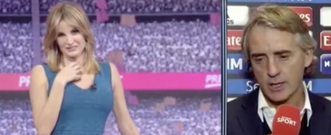 "Lite in diretta Mancini-Calcagno: ""Basta cazzate andate a cag….."" (Video)"