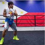 Sul ring è velocissimo e non teme avversari.  (Foto Instagram)