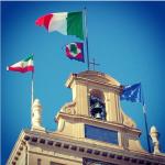 Il torrino del Quirinale.  (Foto Instagram)
