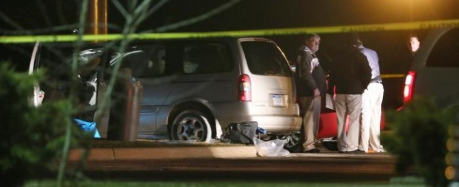 Strage in Michigan, America sotto choc : uccisi 7 passanti, arrestato il killer