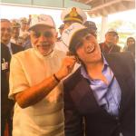Al terzo posto c'è - a sorpresa - il presidente indiano, Narendra Modi. (Foto Instagram)