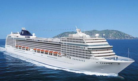Fincantieri a gonfie vele: ordini per 77 navi da realizzare nei prossimi 5 anni