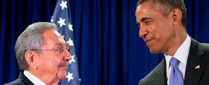 Obama e la ricetta per la Cuba di Castro: diritti umani e franchezza…