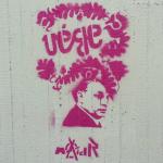 Eccolo sui muri dell'Ungheria: alle ultime elezioni ha preso il 44%. (Foto Instagram)
