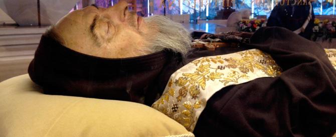 Giubileo, attesi 50mila pellegrini per le spoglie di Padre Pio