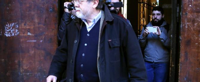 Assalto al prof: Panebianco depone in Procura contro i collettivi di sinistra