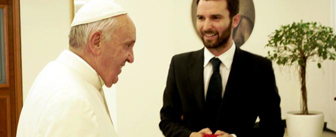 Papa Francesco interpreterà se stesso in un film. Ma il Vaticano smentisce