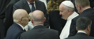 Il Papa sferza Confindustria: no alla sete di guadagno, si pensi alle famiglie