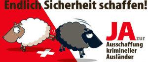 """Svizzera al voto per il referendum sulla """"espulsione per gli stranieri criminali"""""""