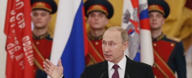 Putin, pugno di ferro anti-corruzione: i funzionari statali giureranno fedeltà