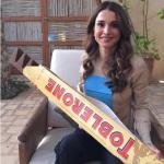 Sul podio c'è anche la bellissima regina di Giordania, Rania, che sembra gestire personalmente il suo profilo Instagram e ha centinaia di migliaia di seguaci. (Foto Instagram)
