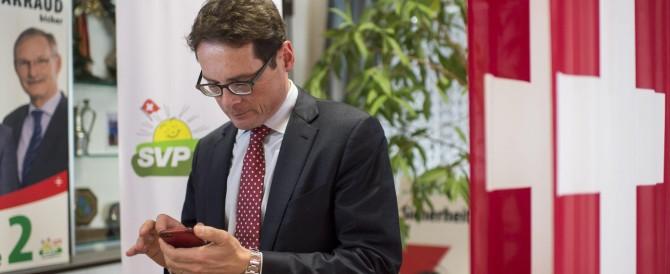 A sorpresa gli svizzeri bocciano l'espulsione degli stranieri condannati