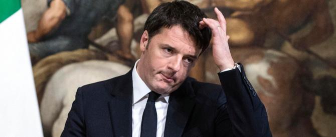 Renzi ha sballato e Bruxelles ci chiede la solita manovra collettiva