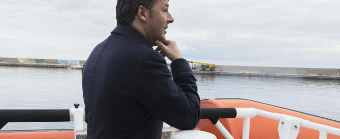 """""""L'Italia è ripartita"""", la bufala di Renzi che non inganna Bruxelles"""