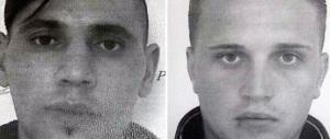 Romeni evasi, fine della fuga: uno si consegna, l'altro preso dai carabinieri